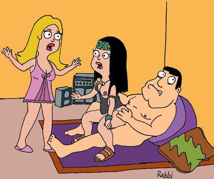 jeff hayley and american dad Elana the champion of lust