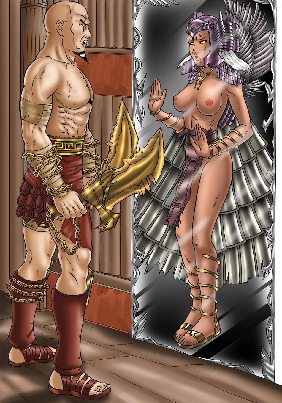 god of hentai war freya Dnd 3.5 book of erotic fantasy