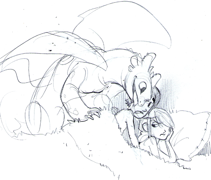 astrid nude to your dragon train how Sakai hina (hoshizora e kakaru hashi)