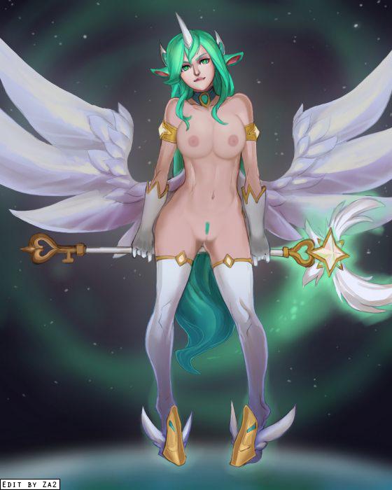 soraka guardian star legends league of Fate/kaleid liner prisma illya
