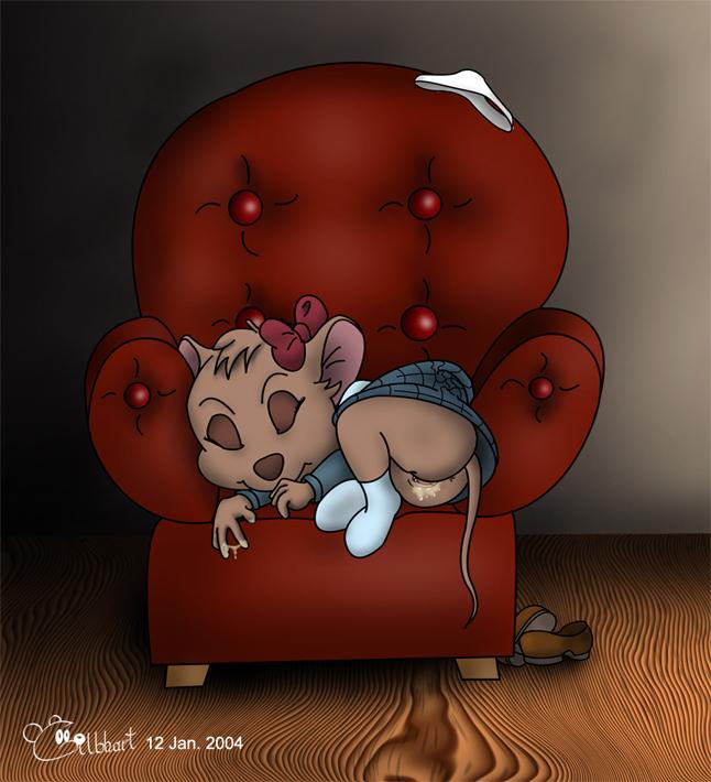 miss detective mouse kitty great Ero manga h mo manga mo step up