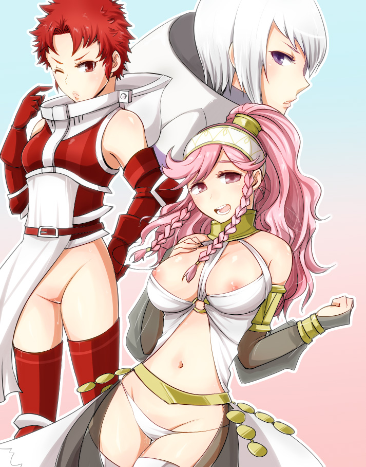 fire olivia emblem Digimon story cyber sleuth dianamon