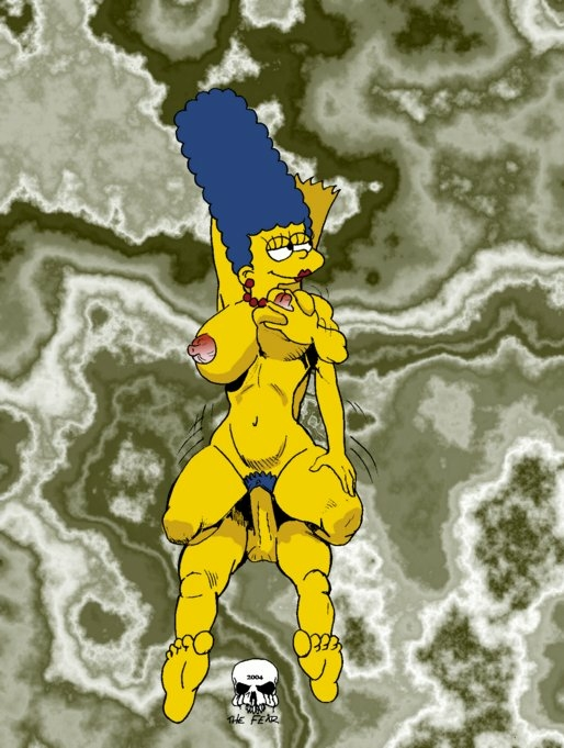 simpson marge of pics nude The mysterious cities of gold 2012