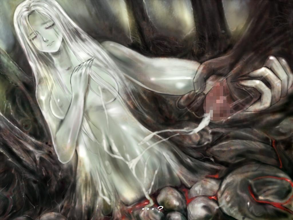 dark souls lady 3 friede Crypt of the necrodancer merchant
