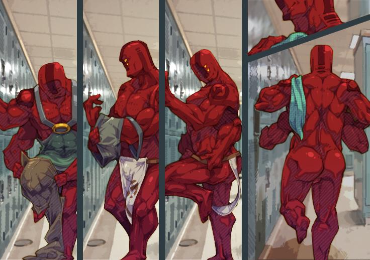 ben porn 10 comics gay Monster rancher mesu farm 2