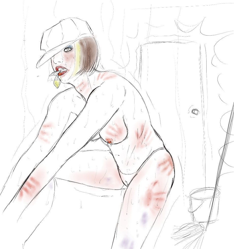 suit reloaded nudity leisure larry Kono yo no hate de koi