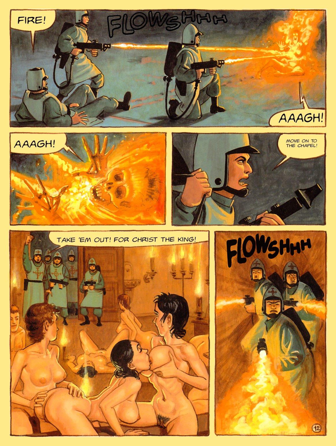 transformation comics to boy girl One-punch man genos