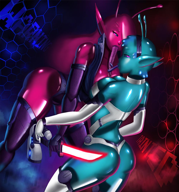 tainted in space shekka trials Wagaya no oinari-sama.