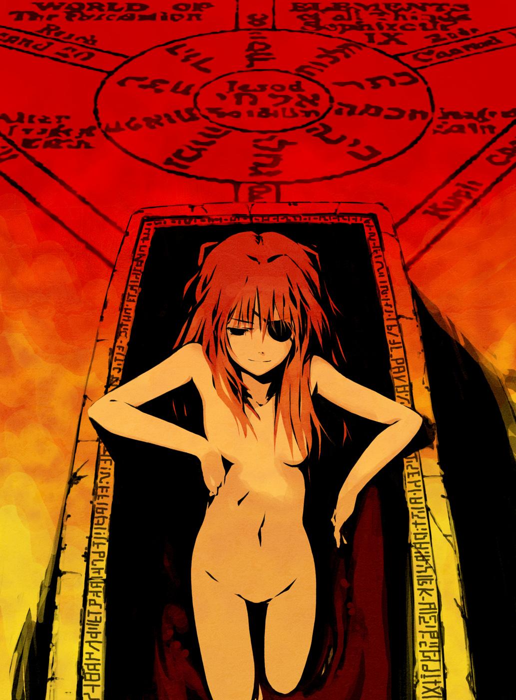 asuka neon evangelion genesis nude Oukoso! sukebe elf no mori e