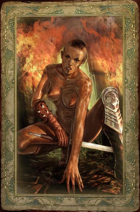 crones 3 form witcher human Gay sex my hero academia