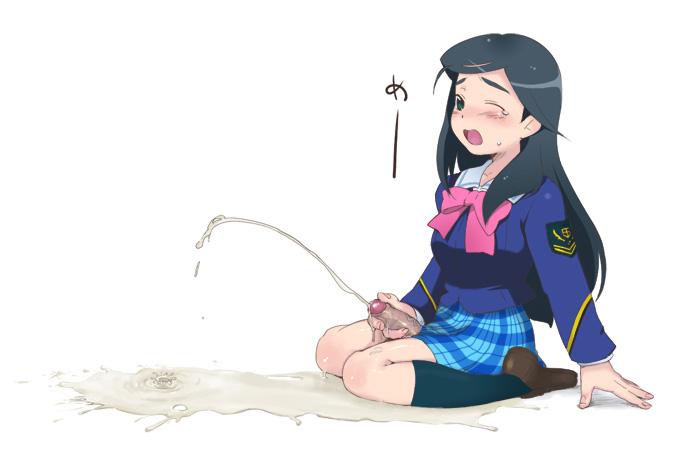 shiken shoutai taimadou usagi gakuen 35 Princess whats-her-name