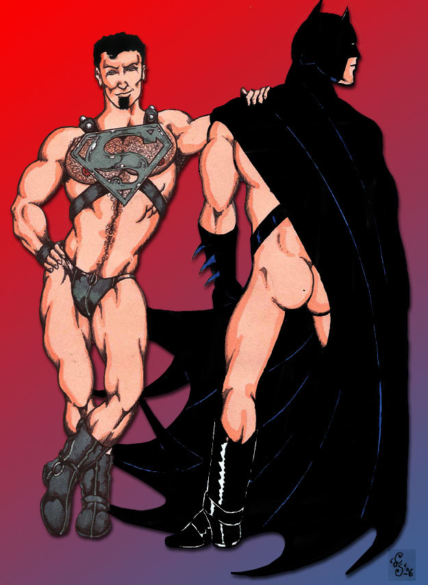sex batman and gay superman How to train your dragon gay porn