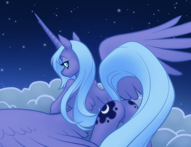 luna little pony my princesa Puzzle and dragons z syrup