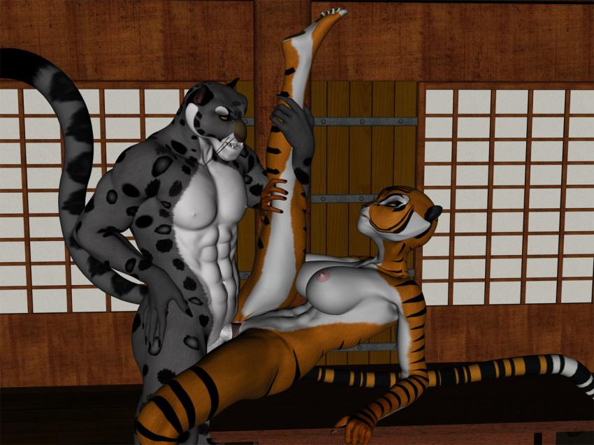 kung porn gif panda fu Ore wa kanojo wo shinjiteru