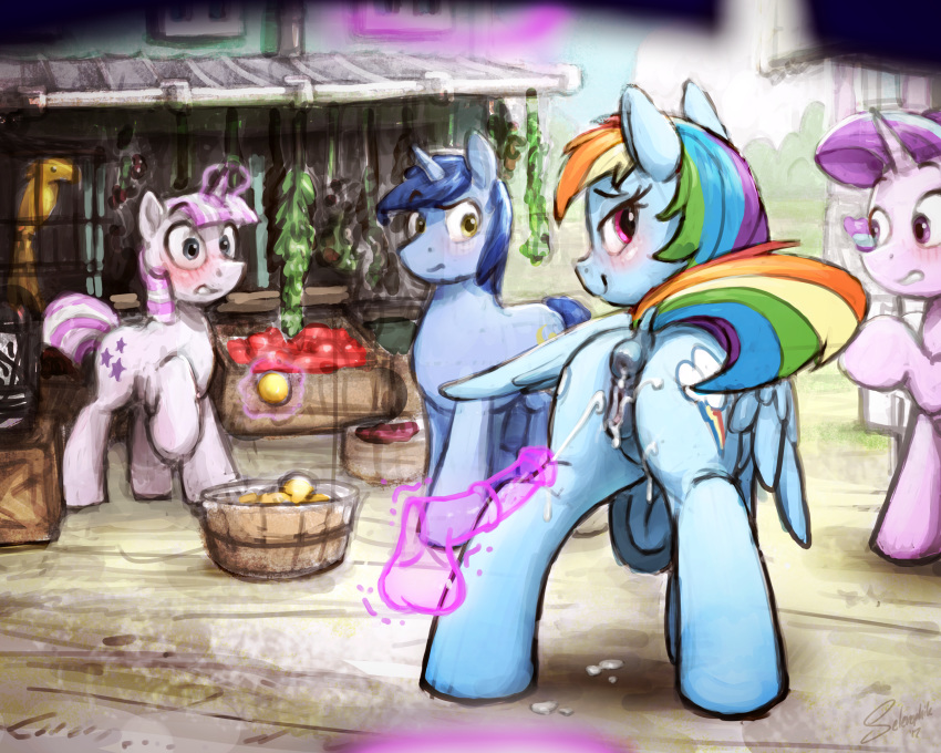 sunset rainbow shimmer and dash How does jaiden animations animate