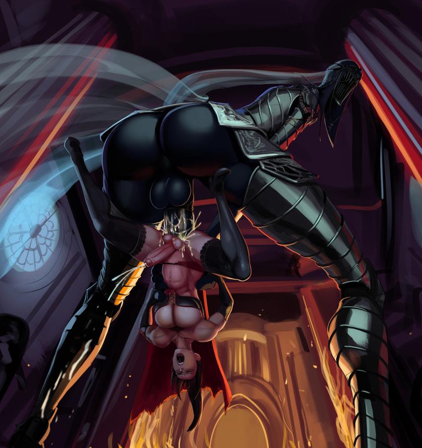 souls dark sorceress desert 2 Fem kyuubi is naruto's pet fanfiction