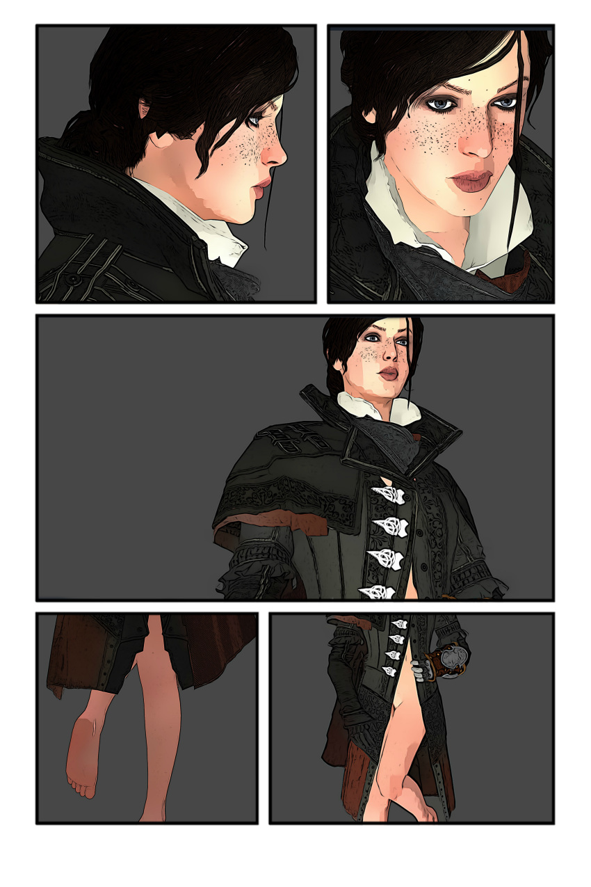 evie assassin's hentai creed syndicate Shadbase stay at home mom