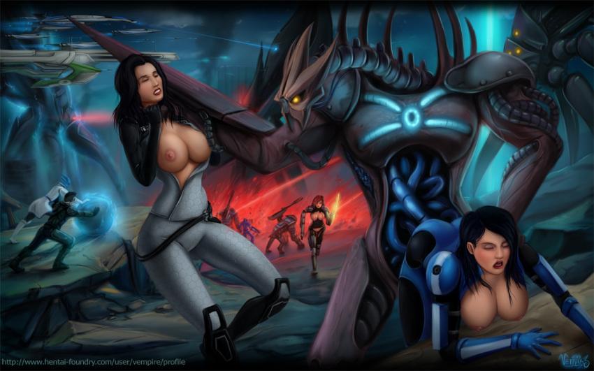 mass ryder andromeda effect nude sara The legend of zelda ghirahim