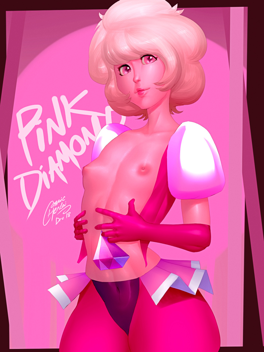 from steven diamond universe pink 5 nights at freddy's marionette