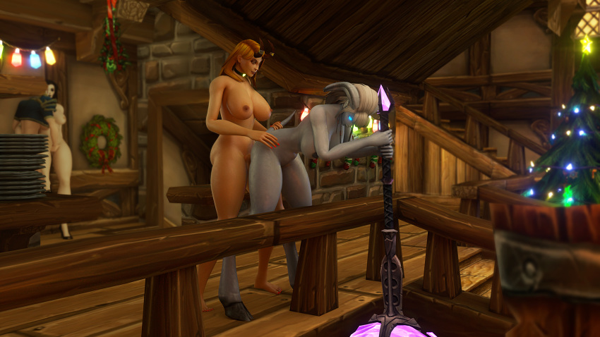 of warcraft world female draenei Tome terrain of magical expertise