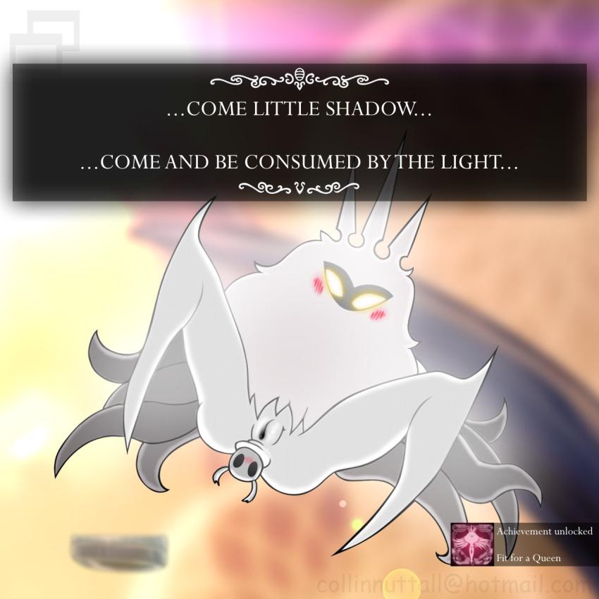lady white hollow grub knight Dragon ball super caulifla fusion