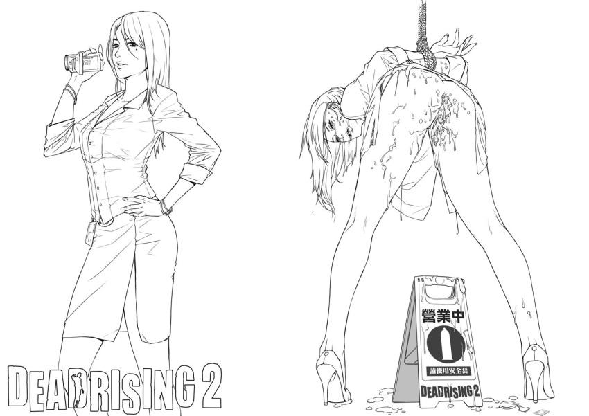 2 dead rising Final fantasy 15 cindy nude mod