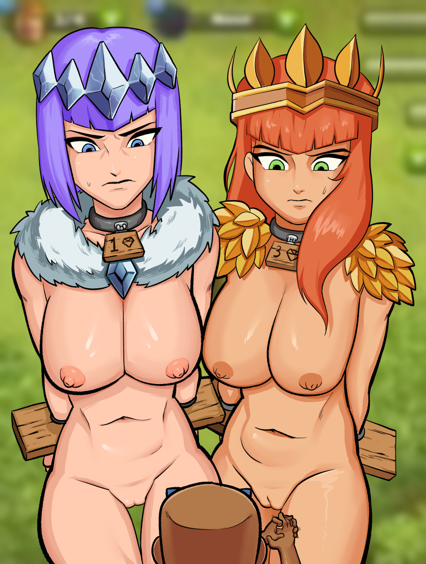 witch hentai of clash clans King of the hill gay