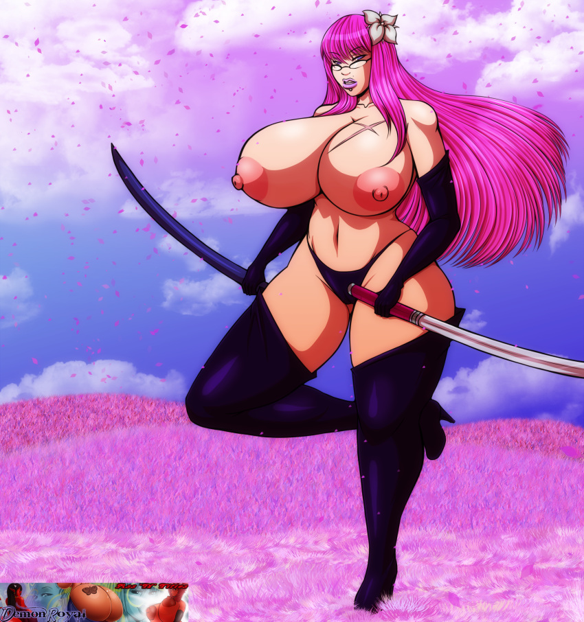 ramona hair flowers pink comic Wii fit trainer x little mac