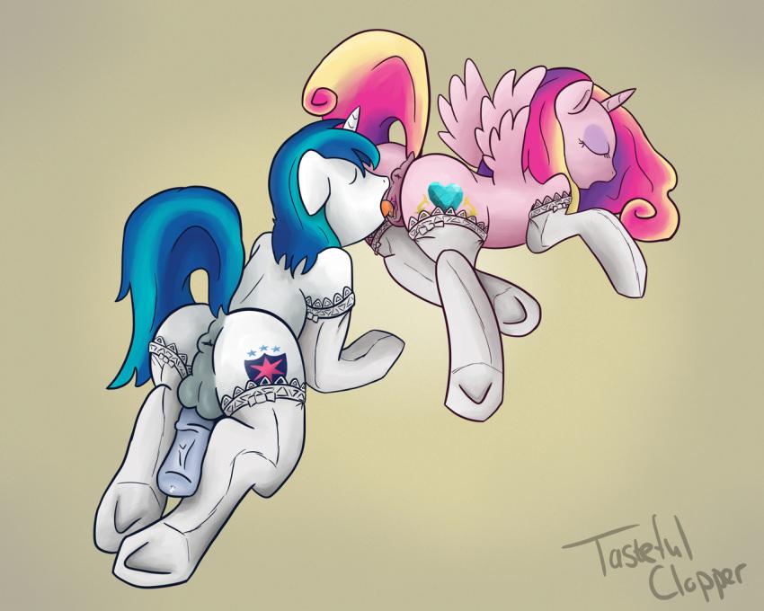 princess little cadance pony my Mika from owari no seraph