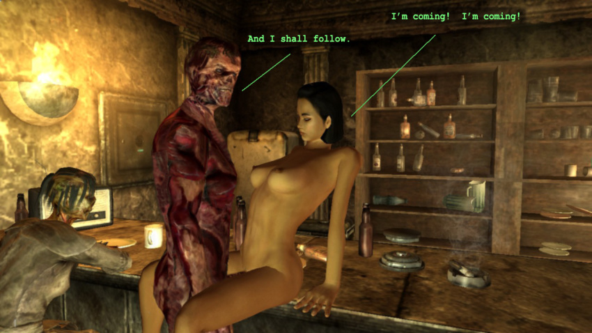 fallout mechanist 3 or antagonizer Welcome to the cumzone lyrics