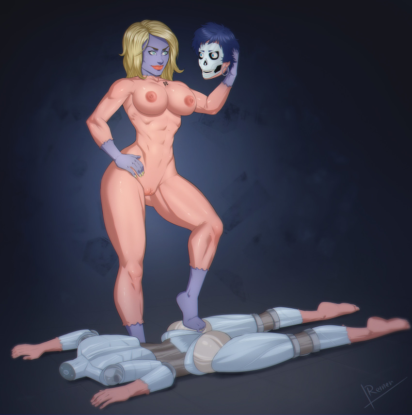 the of nine rift six tripping Elana champion of lust
