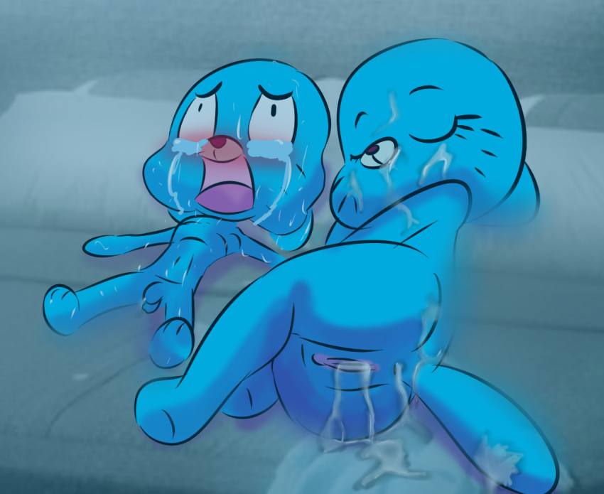 world gumball nicole of amazing watterson Gonna need a senzu for that one