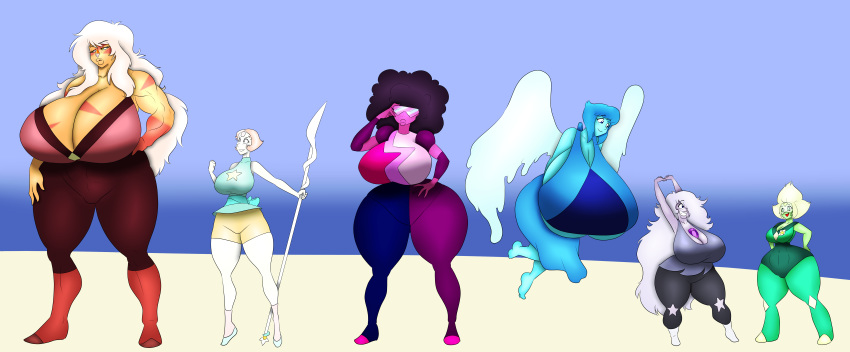 steven lapis peridot universe and Five nights at freddy's girl version