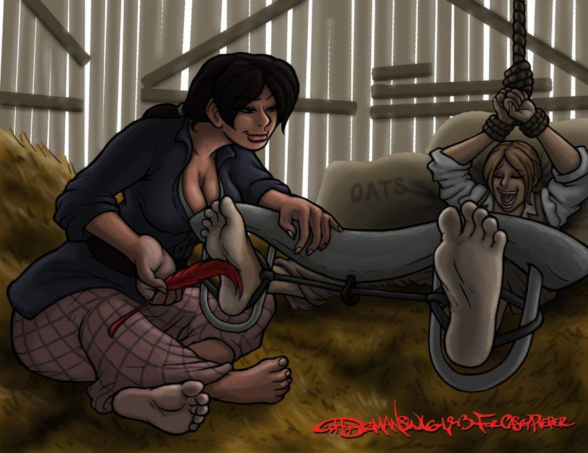 redemption adler dead red mrs 2 Mon-musu_quest!
