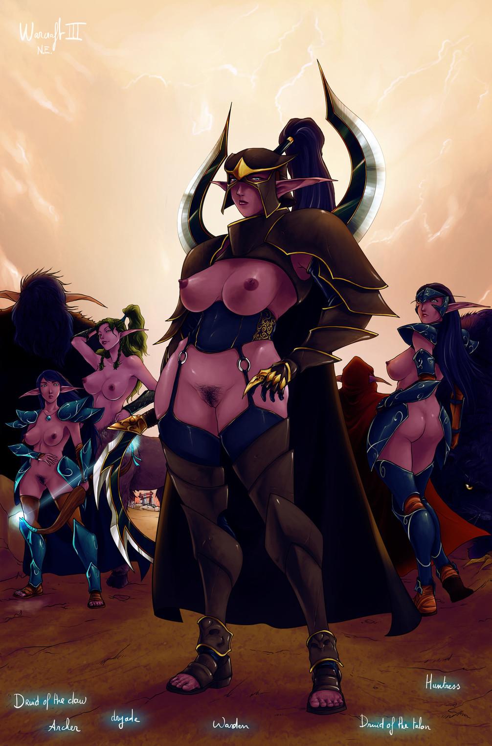 dragon warcraft world porn of Re zero kara hajimeru isekai