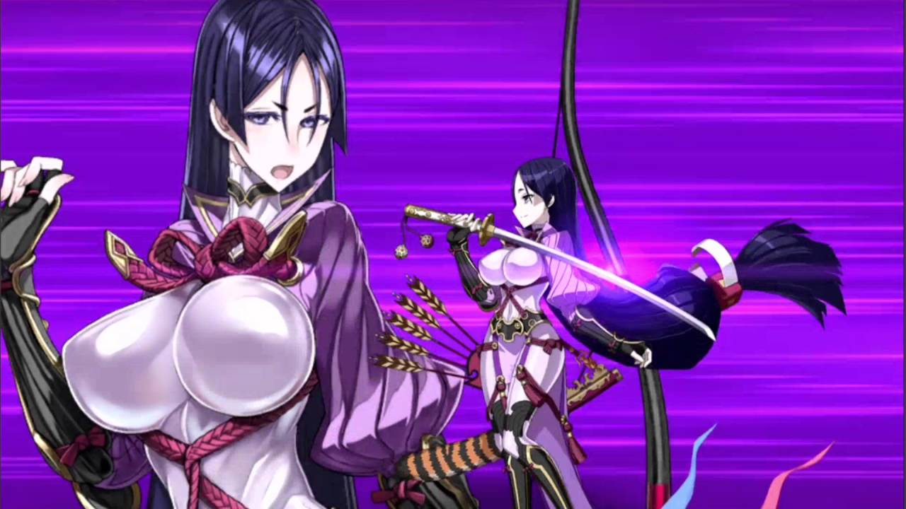 minamoto raikou go fate no Inky, blinky, pinky, and clyde's ghostly dance
