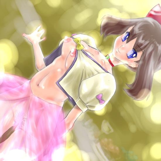 lillie pokemon sun and moon fanart Kono subarashii sekai ni shukufuku wo sex