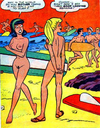 porn betty comics and veronica The cleveland show big boob june
