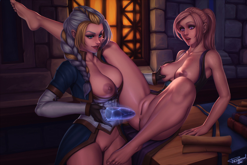 of porn dragon warcraft world Batman arkham knight harley quinn porn