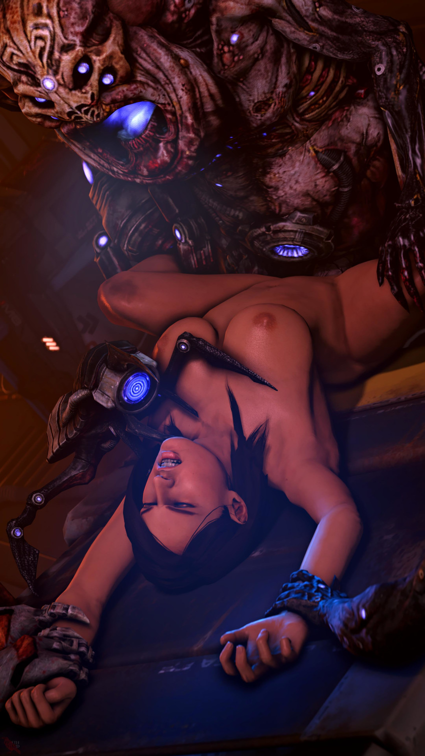 effect tali shepard and fanfiction mass Daigasso! band brothers p